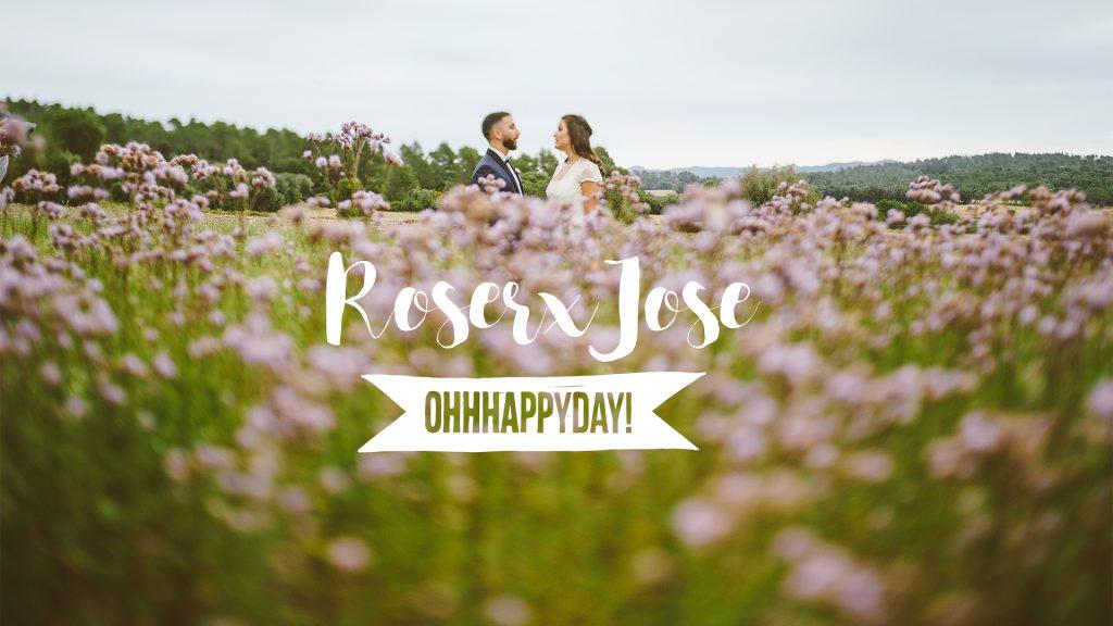 Roser x Jose. Video de boda en Girona.
