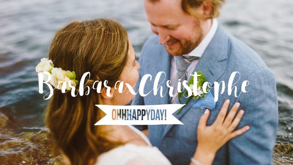 Bárbara x Christophe. Video de boda en Ibiza.