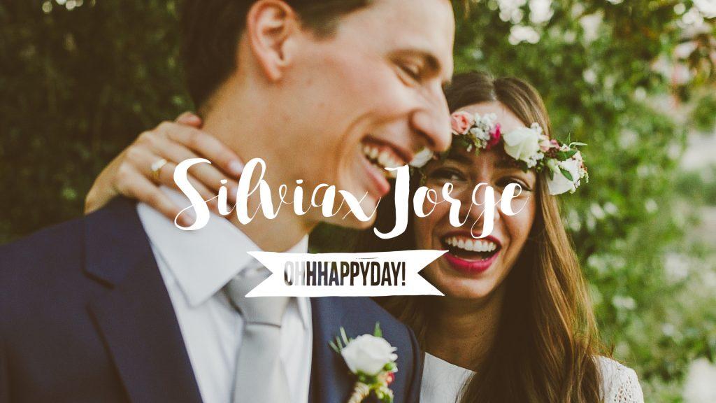 Silvia x Jorge. Video de boda en Zaragoza.