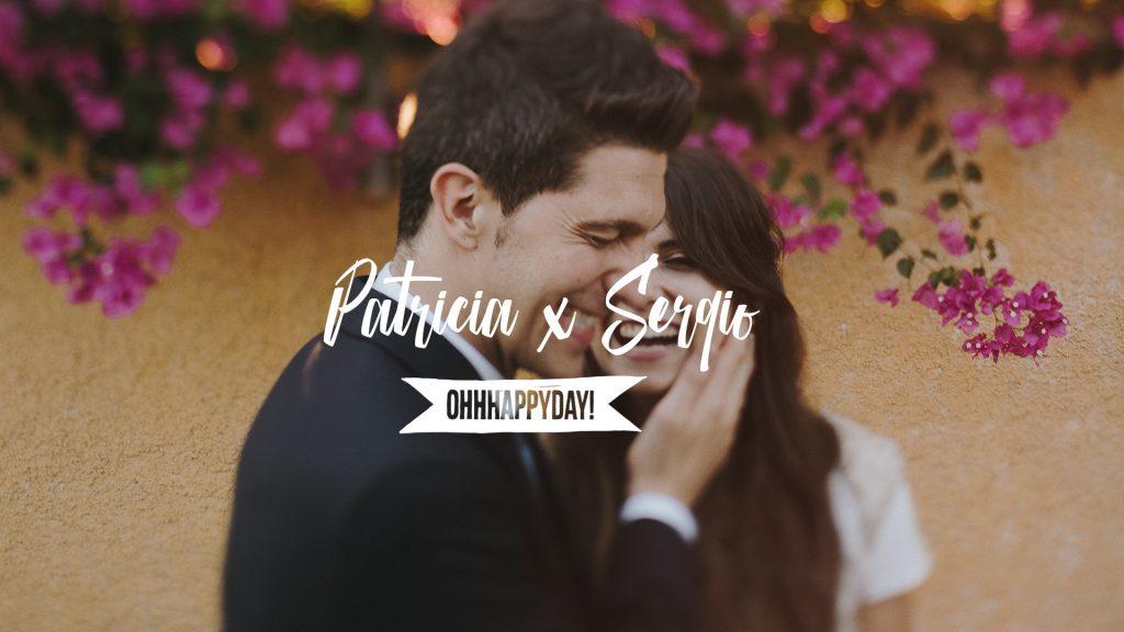 Patricia x Sergio. Vídeo de boda en Alicante.