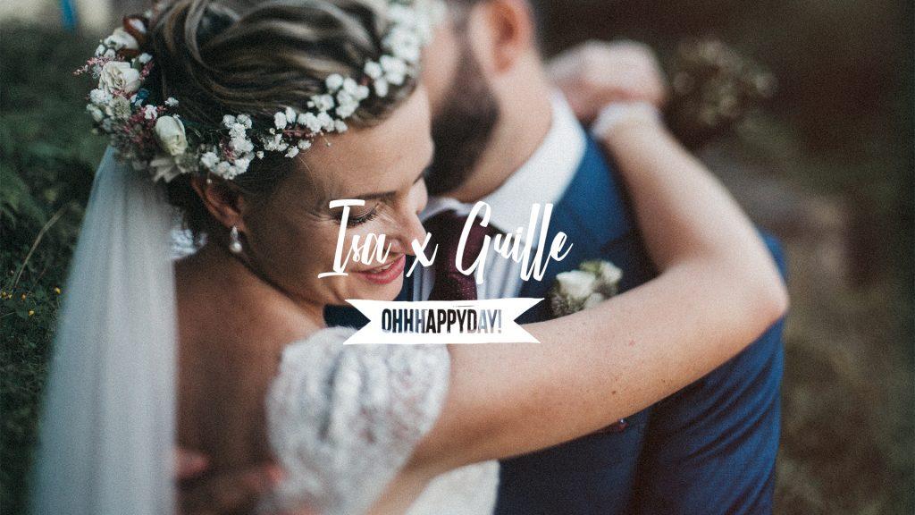 Isa x Guille. Vídeo de boda en Gijón.
