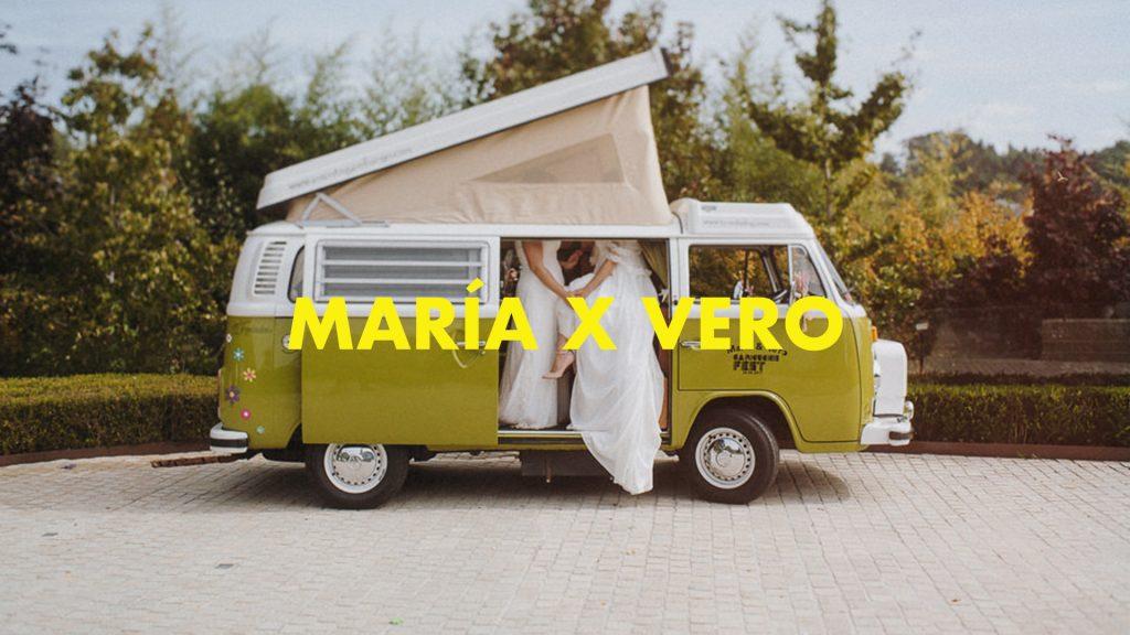 María x Vero. Vídeo de boda en A Coruña. Finca Montesqueiro.