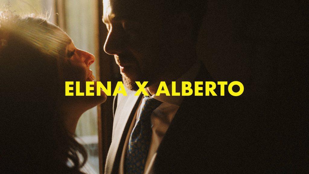Elena x Alberto. Vídeo de boda en Zaragoza.
