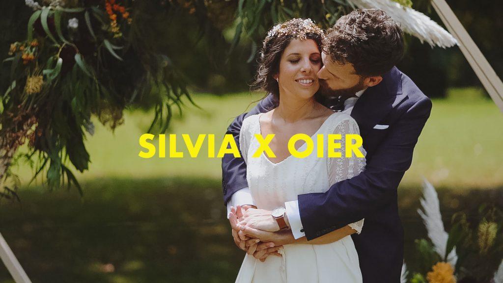 Silvia x Oier. Vídeo de boda en el Castillo Arteaga.